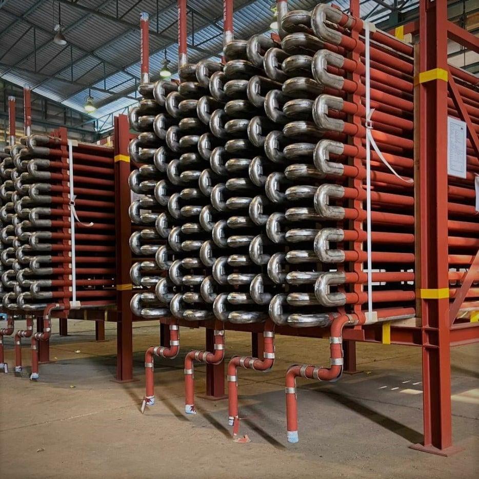 Agon Pacific Boiler Tubes